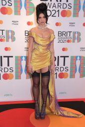 Dua Lipa - BRIT Awards 2021