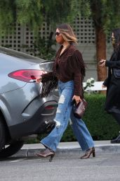 Eiza Gonzalez at the San Vicente Bungalows in West Hollywood 05/01/2021