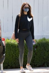 Eiza Gonzalez in Tights - West Hollywood 05/14/2021