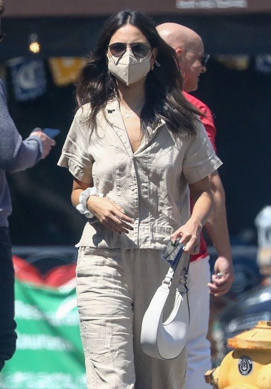 Eiza Gonzalez - Out in Studio City 05/07/2021
