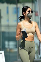 Eiza Gonzalez - Outside a Gym in West Hollywood 05/11/2021