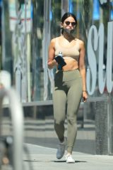 Eiza Gonzalez - Outside a Gym in West Hollywood 05/11/2021