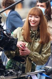 """Eleanor Tomlinson - """"The Offenders"""" Set 05/07/2021"""