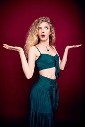 Elena Kampouris - Summer Television Critics Association Press Tour Photoshoot 2018