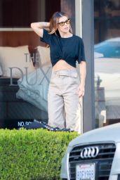 Elisabetta Canalis - Photoshoot in Beverly Hills 04/30/2021
