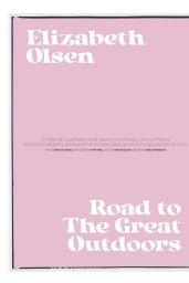 Elizabeth Olsen - Glamour Spain June 2021 Issue