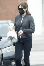 Elizabeth Olsen - Out in Studio City 05/10/2021