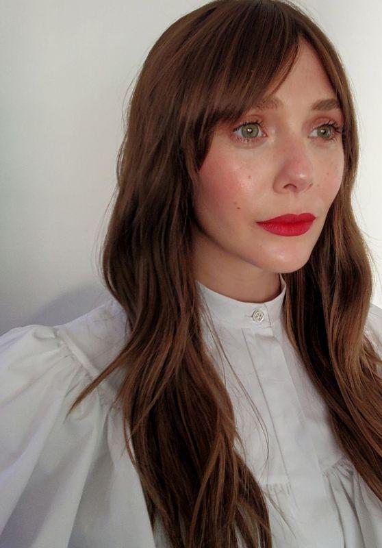 Elizabeth Olsen - Photoshoot May 2021