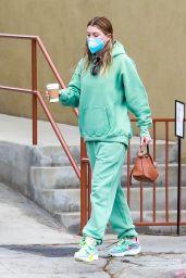 Ellen Pompeo in Comfy Outfit 05/16/2021