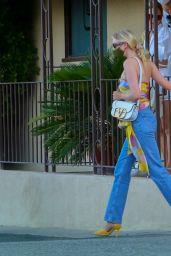 Elsa Hosk - Out in Los Angeles 05/29/2021