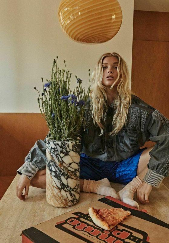 Elsa Hosk - Vogue Russia May 2021