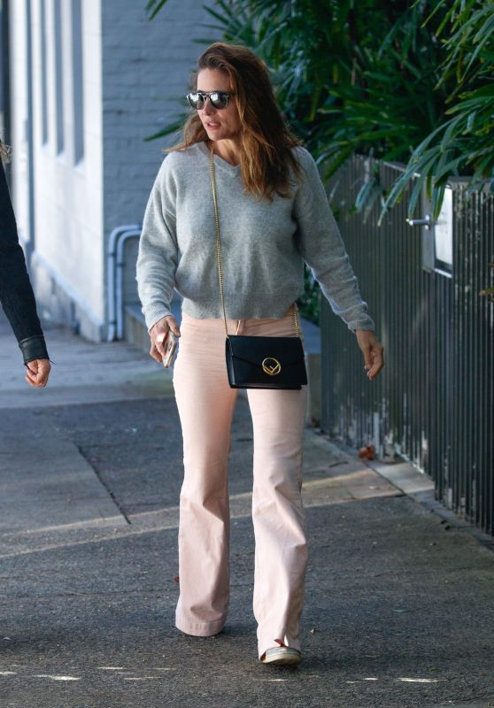 Elsa Pataky - Out in Sydney 05/18/2021
