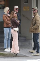 Elsa Pataky - Out in Sydney 05/28/2021
