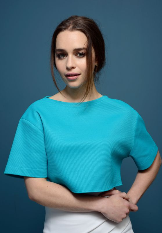Emilia Clarke - 2013 TIFF Portraits
