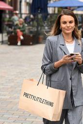 Emily Blackwell – Tamara Francesconi X PrettyLittleThing Launch in London 05/26/2021