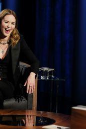 Emily Blunt - Jimmy Kimmel Live! in LA 05/26/2021