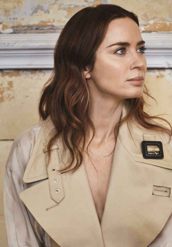 Emily Blunt - Photoshoot for The Sunday Times May 2021