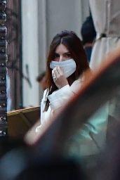 Emily Ratajkowski and Sebastian Bear-McClard - New York 05/06/2021