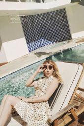 Emma Roberts - ELLE Magazine Turkey May 2021