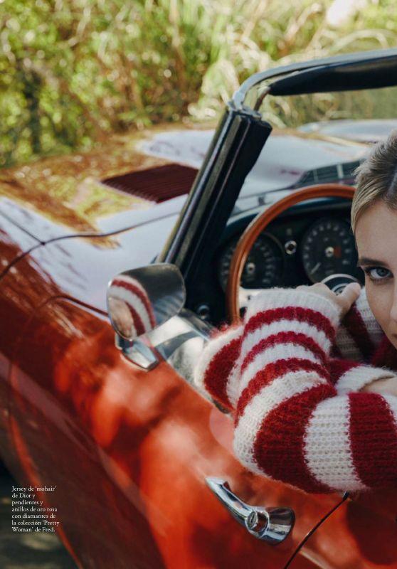 Emma Roberts - ELLE Spain June 2021 Issue