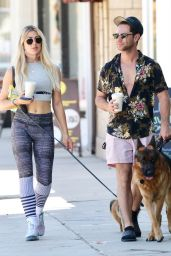 Emma Slater - Out in Studio City 05/02/2021