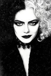 """Emma Stone - """"Cruella"""" Poster and Promo Photos"""