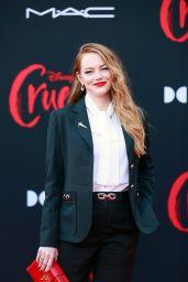 """Emma Stone - """"Cruella"""" Premiere in LA"""