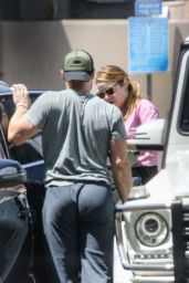 Emma Stone - Out in West Hollywood 05/21/2021