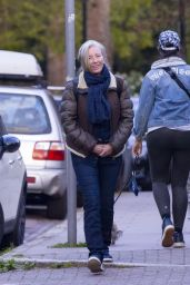 Emma Thompson - Out in London 04/30/2021