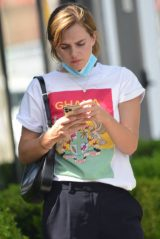 Emma Watson - Shopping in West Hollywood 05/06/2021