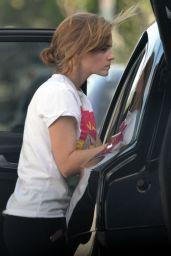 Emma Watson - Shopping in West Hollywood 05/06/2021