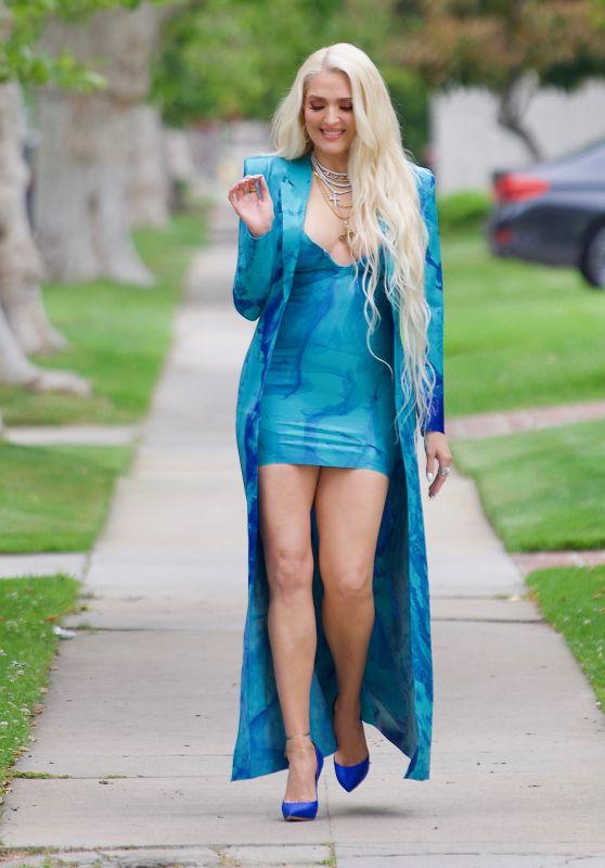 Erika Jayne - Out in Los Angeles 05/16/2021