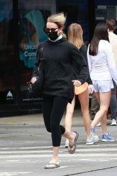 Felicity Huffman in All Black - Santa Monica 05/14/2021