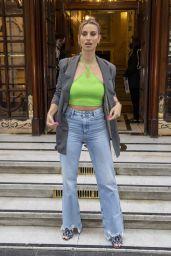 "Ferne McCann – ""Here Come The Boys"" Press Night in London"