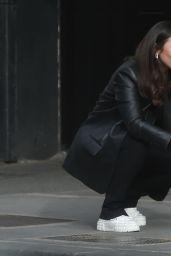 Francesca Allen Street Style 05/04/2021