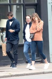 Frida Andersson - Out in West London 05/25/2021