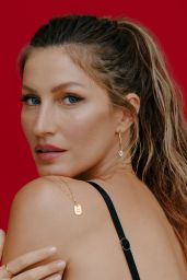 Gisele Bundchen - Vivara Valentine Collection May 2021