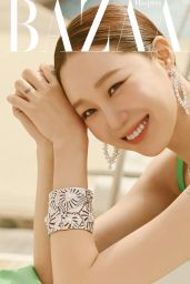 Gong Hyo Jin - Photographed for Harper