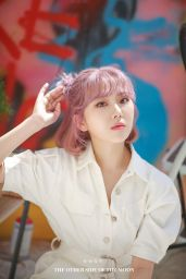 """GWSN - """"The Other Side Of The Moon"""" Mini Album Teaser Photos 2021"""