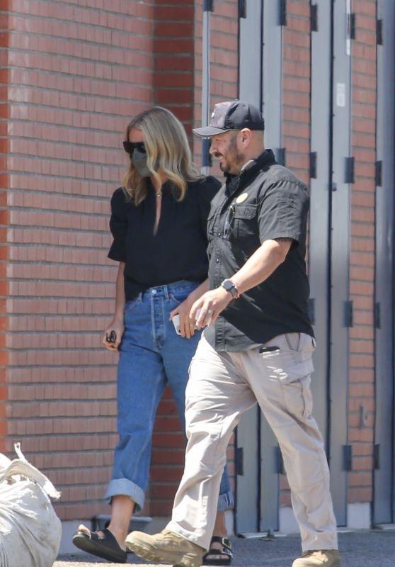 Gwyneth Paltrow at DMV in Santa Monica 05/03/2021
