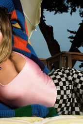Hailey Bieber - Vogue US June 2021