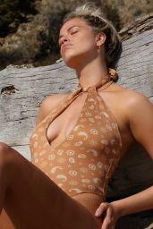 Hailey Clauson - MIMI The Label Swimwear 2021