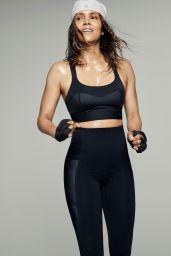 Halle Berry - Sweaty Betty Range Photoshoot May 2021