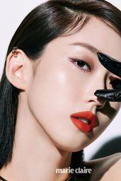 Han Ji Hyun - Photographed for Marie Claire Magazine Korea May 2021