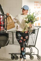 Heidi Montag - Shops for Groceries at Erewhon Market 05/19/2021