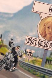 "Heize - ""Happen"" Teaser Photos 2021"