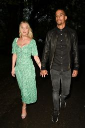 Helen Flanagan - Out in Cheshire 05/09/2021