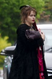 Helena Bonham Carter - Out in North London 05/21/2021
