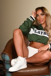 Holly Burns - Photoshoot in Manchester May 2021