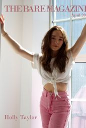 Holly Taylor - The Bare Magazine April 2021 (more photos)
